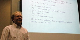 Teaching Econometrics